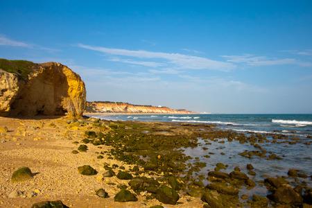 algarve: Praia de Falesia in Algarve, Portugal.