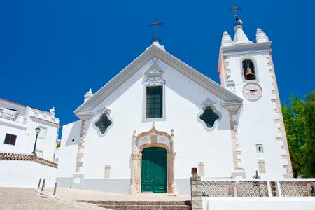alte: Church of our Lady in Alte, Algarve, Portugal.