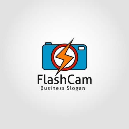 Flash Camera - Speed Shot Photography logo
