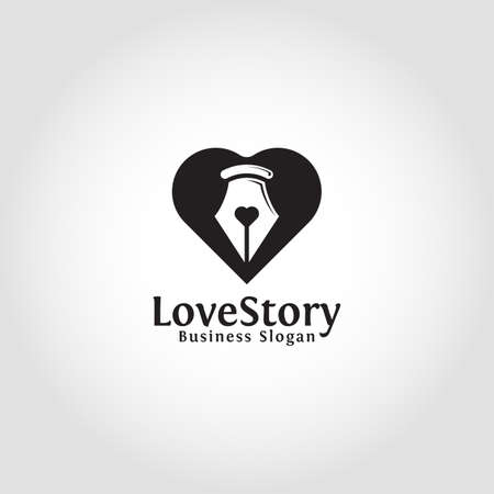 Love Story - Romance Author logo