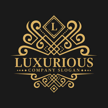 Luxurious - Stylish Letter L logo