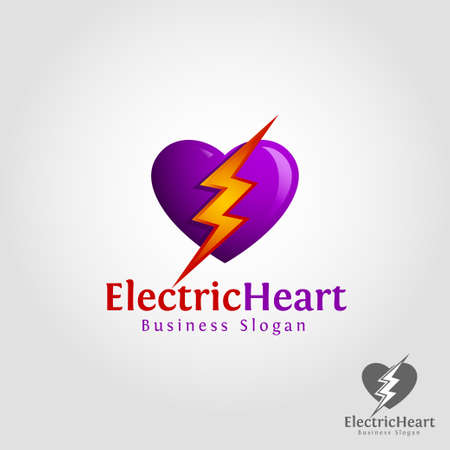 Electric Heart - The Power Of Heart logo
