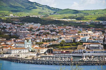 Misericordia Church at Angra do Heroismo, Terceira, Azores, Portugal.