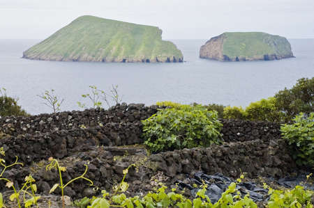 islet: Islet of Goats, Terceira Island, Azores, Portugal