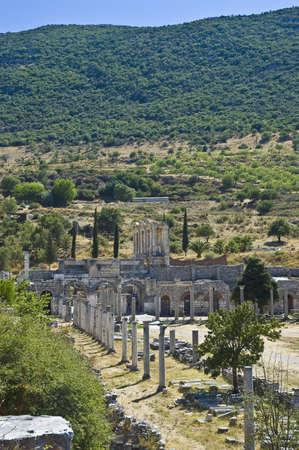 efeso: Rovine archeologiche di Efes, Turchia