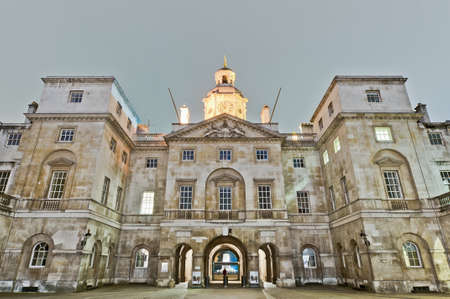 Horse Guards building at London, England Stock Photo - 12926323