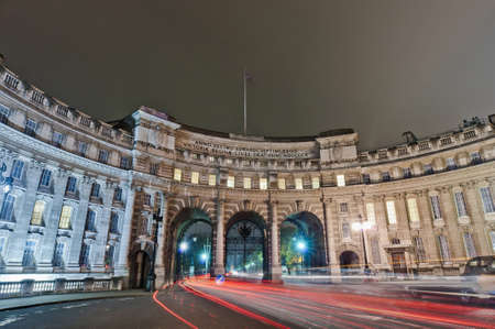Admiralty Arch building located at London, England