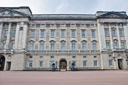 Buckinham Palace Entrance