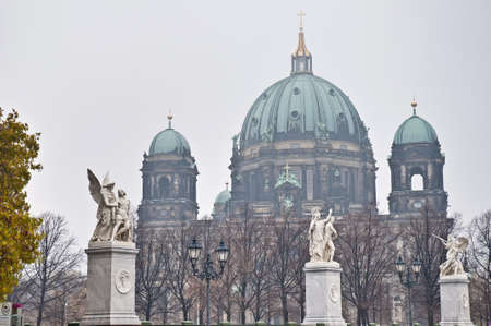 evangelical: Berliner Dom (Berlin Cathedral) is a temple of the Evangelical Church in Berlin, Germany