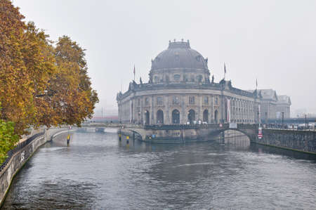 bode: Bode Museum located on Museum Island, Berlin, Germany