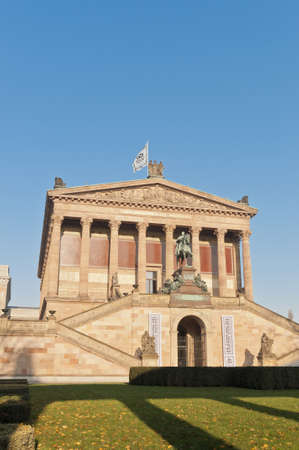 alte: Alte Nationalgalerie (Old National Gallery) located on Museum Island