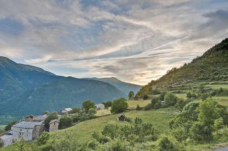 ordesa: Buesa valley within Ordesa y Monte Perdido National Park