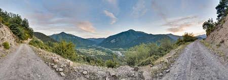Buesa valley within Ordesa y Monte Perdido National Park