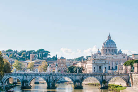 francesco: The Papal Basilica of Saint Peter in the Vatican (Basilica Papale di San Pietro in Vaticano), commonly known as Saint Peters Basilica located within Vatican City in Rome, Italy