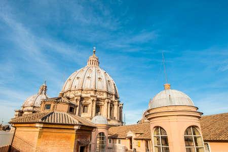 Vatican City State (Stato della Citta del Vaticano) in Rome, Italy photo