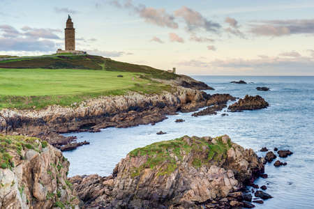 Tower of Hercules , Spain
