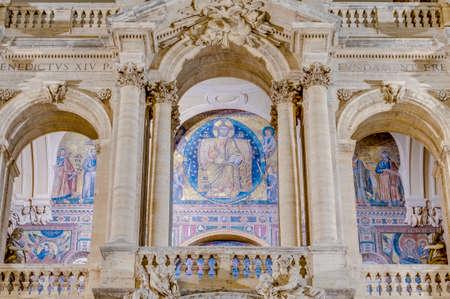 mundi: The Papal Basilica of Saint Mary Major (Basilica Papale di Santa Maria Maggiore), the largest Roman Catholic Marian church in Rome, Italy.