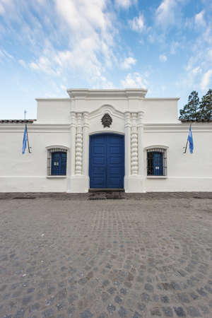 Independence House San Miguel de Tucuman, Tucuman province, northern Argentina.