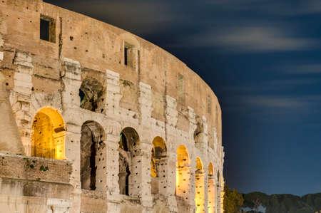 mundi: The Colosseum, or the Coliseum, originally the Amphitheatrum Flavium, an elliptical amphitheatre in Rome, Italy