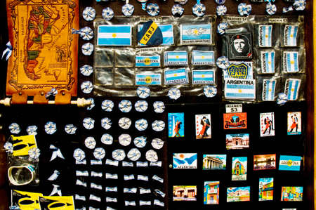 argentinian: Argentinian souvenirs.