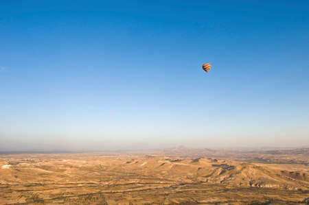 uniquely: One of the more exciting experiences you can enjoy in the Cappadocia region is ballooning over their uniquely amazing valleys.