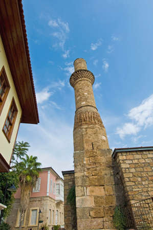 Kesik Minare tower, Antalya, Turkey