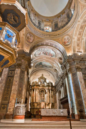 Buenos Aires Cathedral main building interior