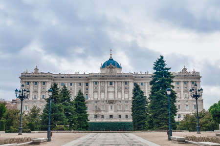 part of me: The Sabatini Gardens (Jardines de Sabatini), opened to the public by King Juan Carlos I in 1978 in honor to the italian architect Francesco Sabatini, are part of the Royal Palace in Madrid, Spain.
