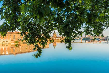 Hopital de La Grave, du nom de la rive sablonneuse de la Garonne où il a été construit à Toulouse, Haute-Garonne, Midi Pyrénées, France.
