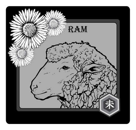 almanac: RAM Illustration