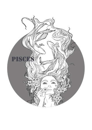 pisces: PISCES Illustration