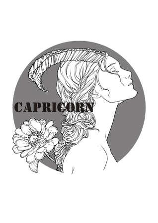 capricorn: CAPRICORNIO Vectores
