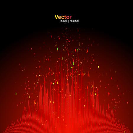 red equalizer for holidays
