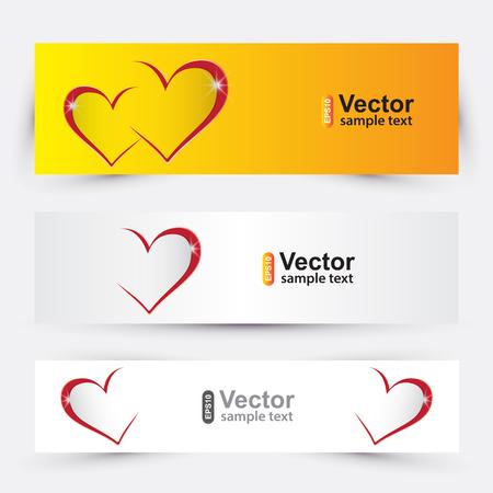 carta de amor: banderas de San Valent�n, el romance de la vendimia