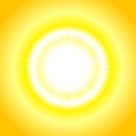 hot sun: sun texture and Hot sun