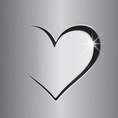 open your heart: Open your heart to me Symbol