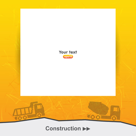 quicksand: Construction presentation template