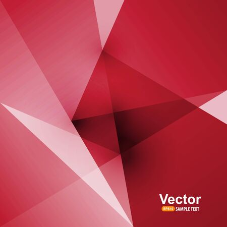 Abstract light red background and template concept Иллюстрация