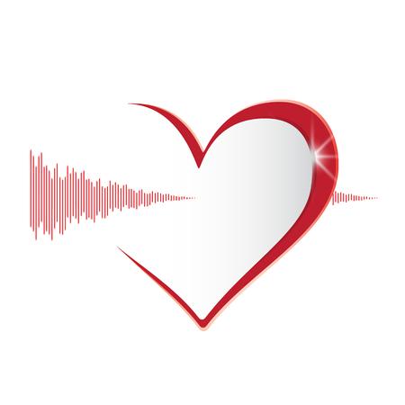 La salud del corazón Foto de archivo - 51811305