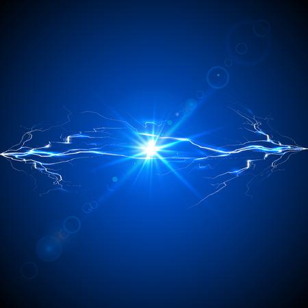 discharge: discharge of electricity