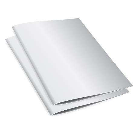 folders: folleto Plantilla para presentaciones de negocios