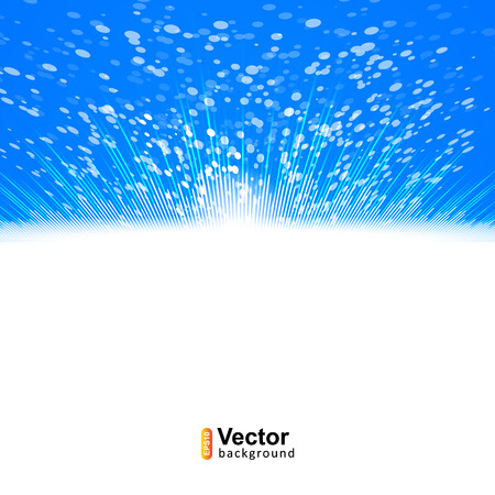 party design: Bright background with thin lines in the form of an equalizer and vector illustration