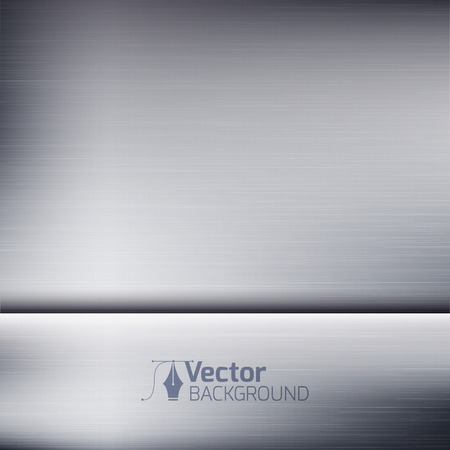 perfect: Perfect metal texture background and vector illustration