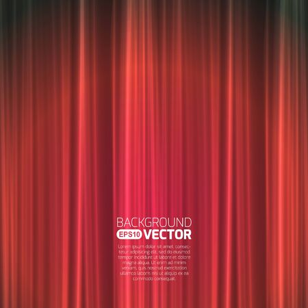 curtain background: Theater and cinema curtain background