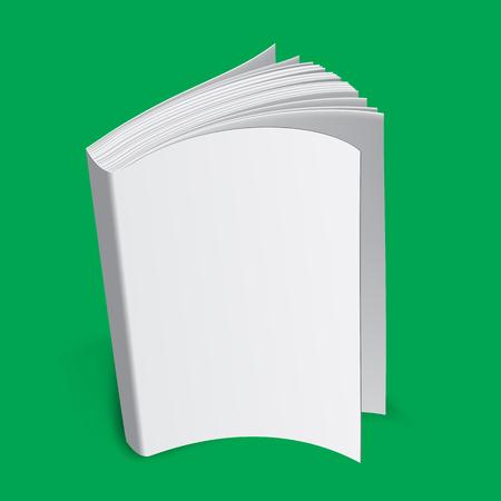 book template vector