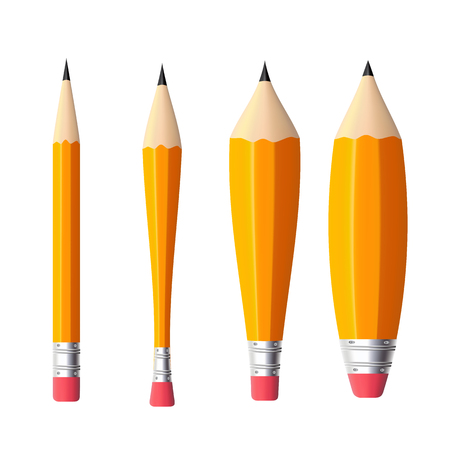Set of pencils for drawing