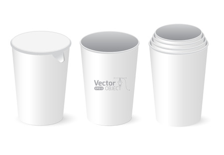 Set cup for drinks.