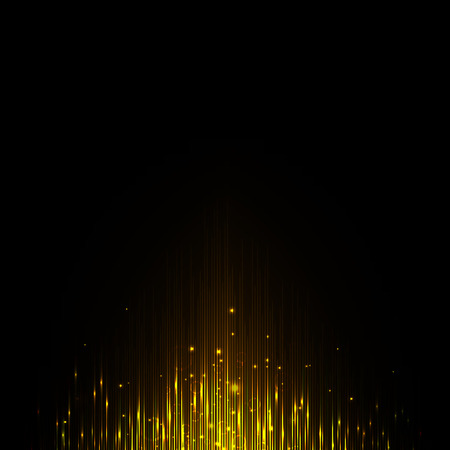 Golden equalizer, magic wave, the oscilloscope