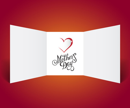 greeting card on March 8, Women's Day 일러스트