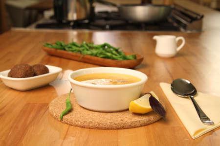 entree: soup